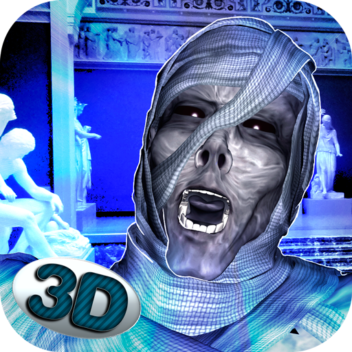 10 Nights at the Museum 3D | Museum Quest Horror Survival | Abandoned House Mummy Run Horror Escape | Murder Mystery Fear House (Survival House)
