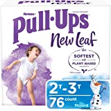 Pull-Ups New Leaf Boys' Potty Training Pants Training Underwear, 2T-3T, 76 Ct