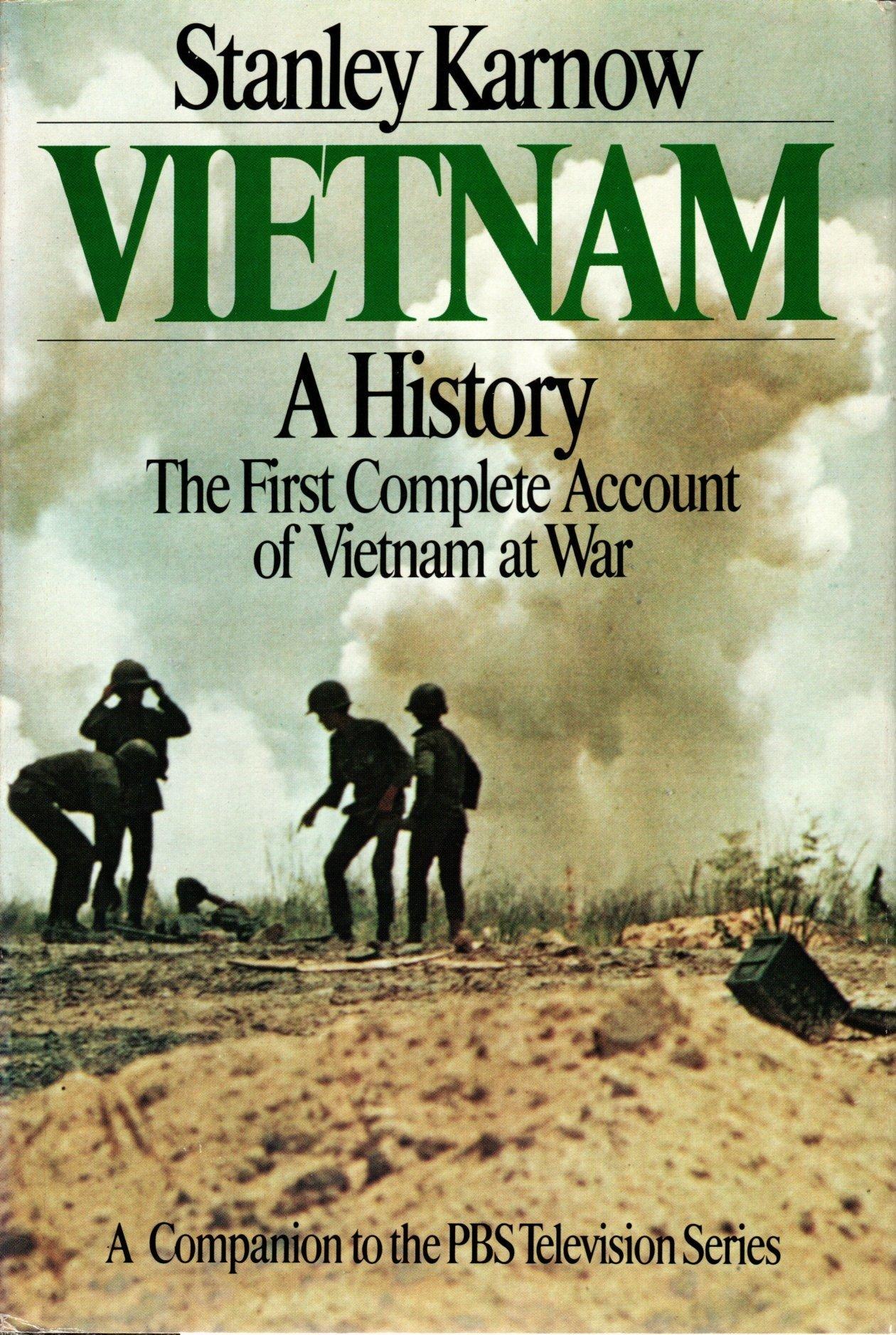 Vietnam: A History: Karnow, Stanley: 9780670746040: Amazon.com: Books