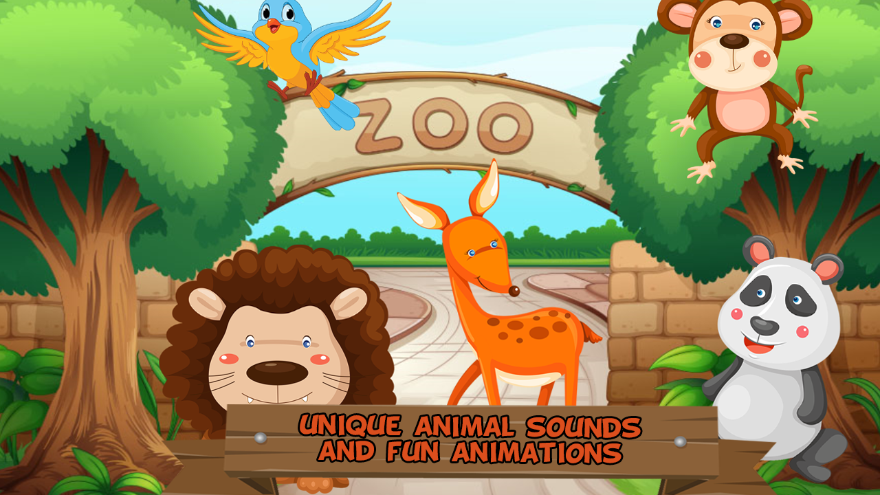 amazon com zoo and animal puzzles appstore for android