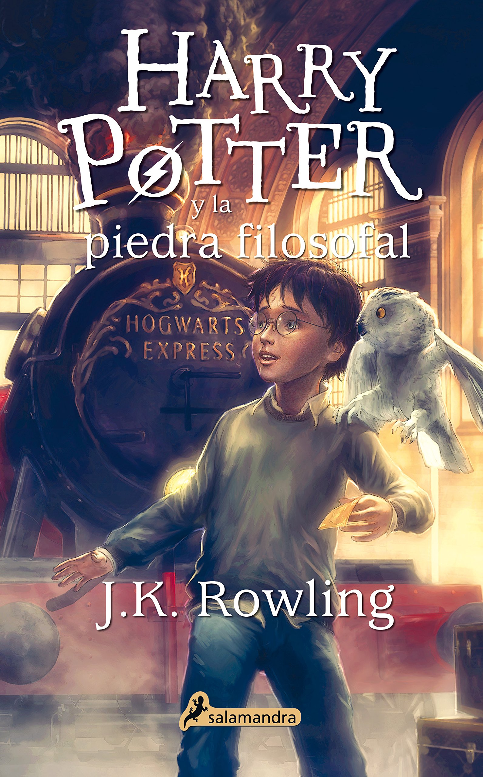 Harry Potter y la Piedra Filosofal, Colección Harry Potter: Amazon ...
