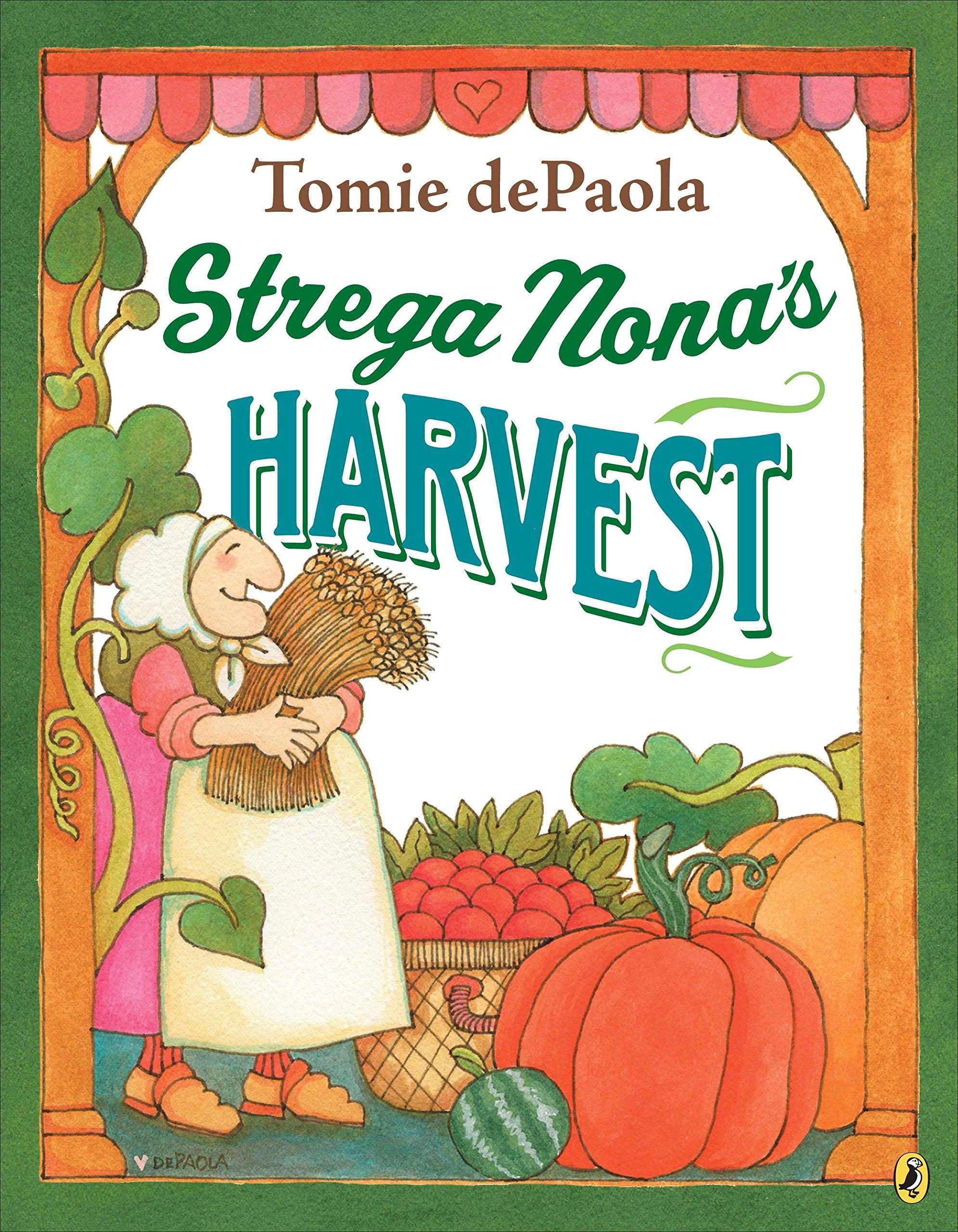 Download Strega Nona's Harvest pdf