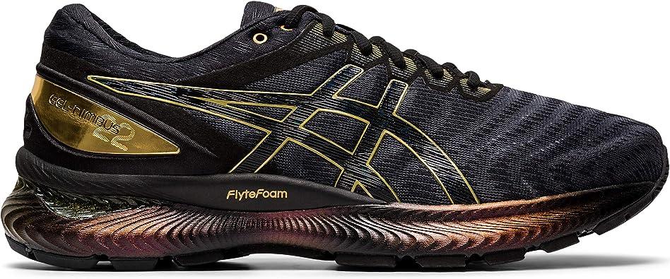 ASICS Gel-Nimbus 22 Platinum Zapatillas para Correr - SS20: Amazon ...
