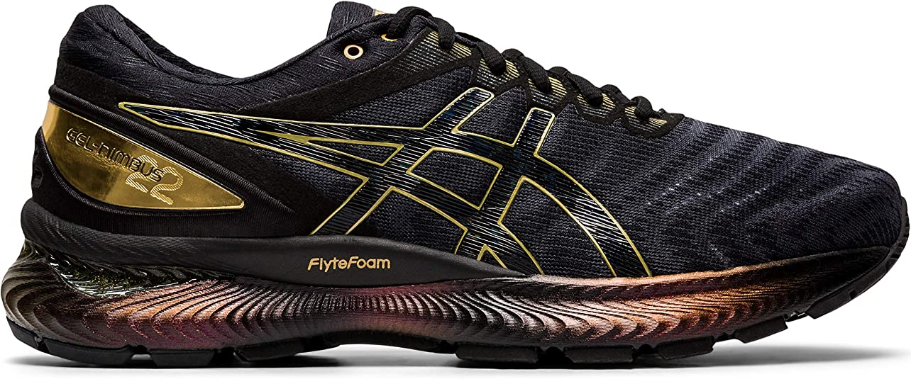 ASICS Gel-Nimbus 22 Platinum Zapatillas para Correr - SS20: Amazon ...