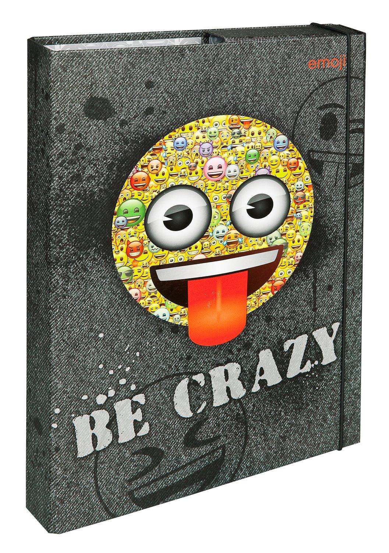 Undercover emca0940 Cuaderno Caja A4, Emoji: Amazon.es ...