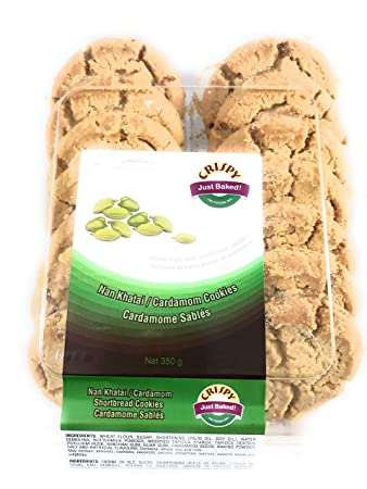 Crispy just baked cardamom cookies: Amazon com: Grocery