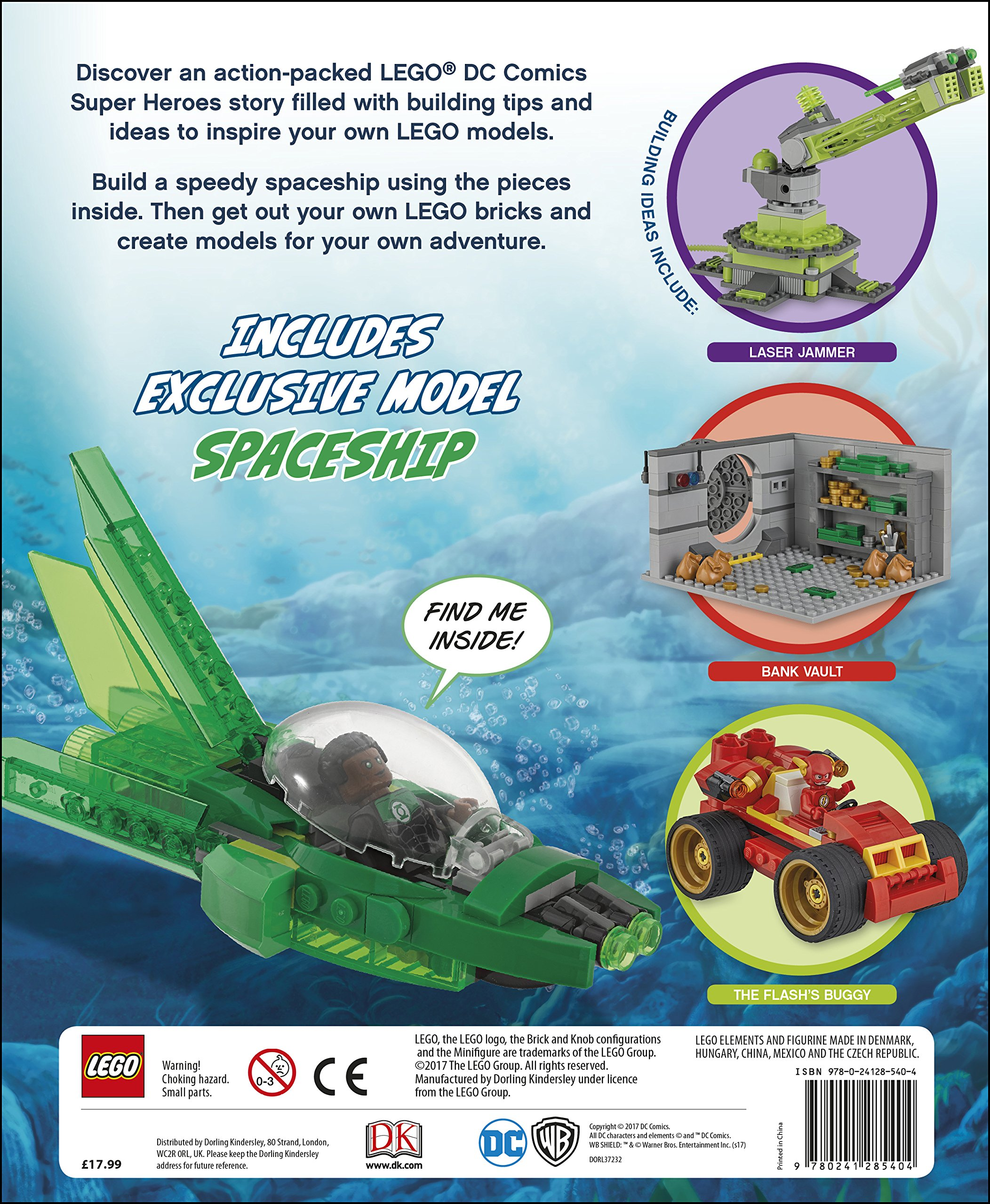 Lego DC Comics. Super Heroes. Build Your Own Adventure: With ...