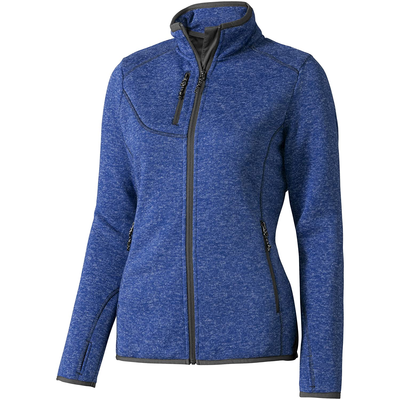 Elevate Womens/Ladies Tremblant Knit Jacket