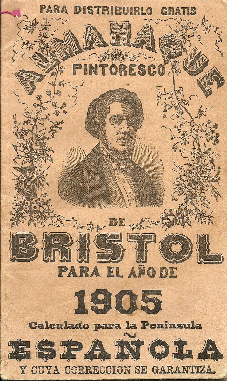 Almanaque pintoresco de Bristol para el año 1905: Amazon.es: Anónimo: Libros