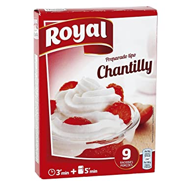 Royal Chantilly - Paquete de 12 x 6 gr - Total: 72 gr