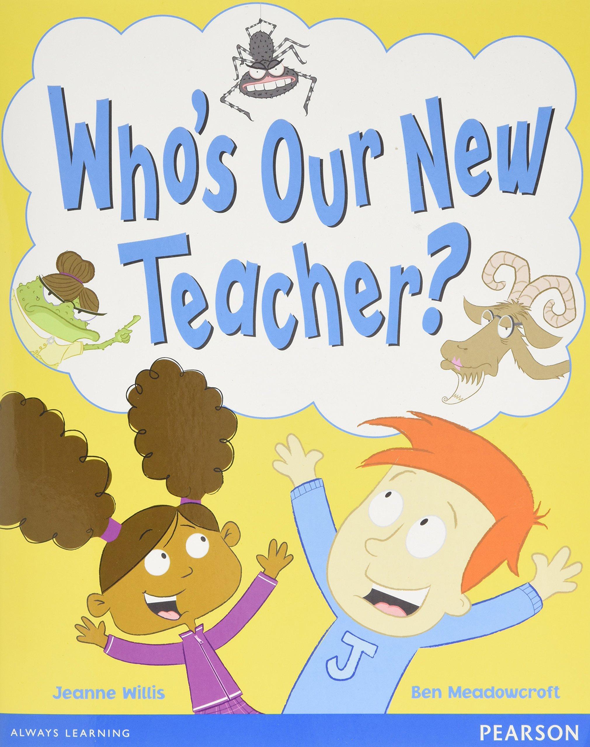 Wordsmith Year 1 Who's Our New Teacher? Wordsmith Literacy Service ...
