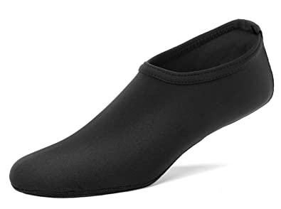 Amazon.com | FUN TOES Barefoot Water Skin Shoes Aqua Socks for ...