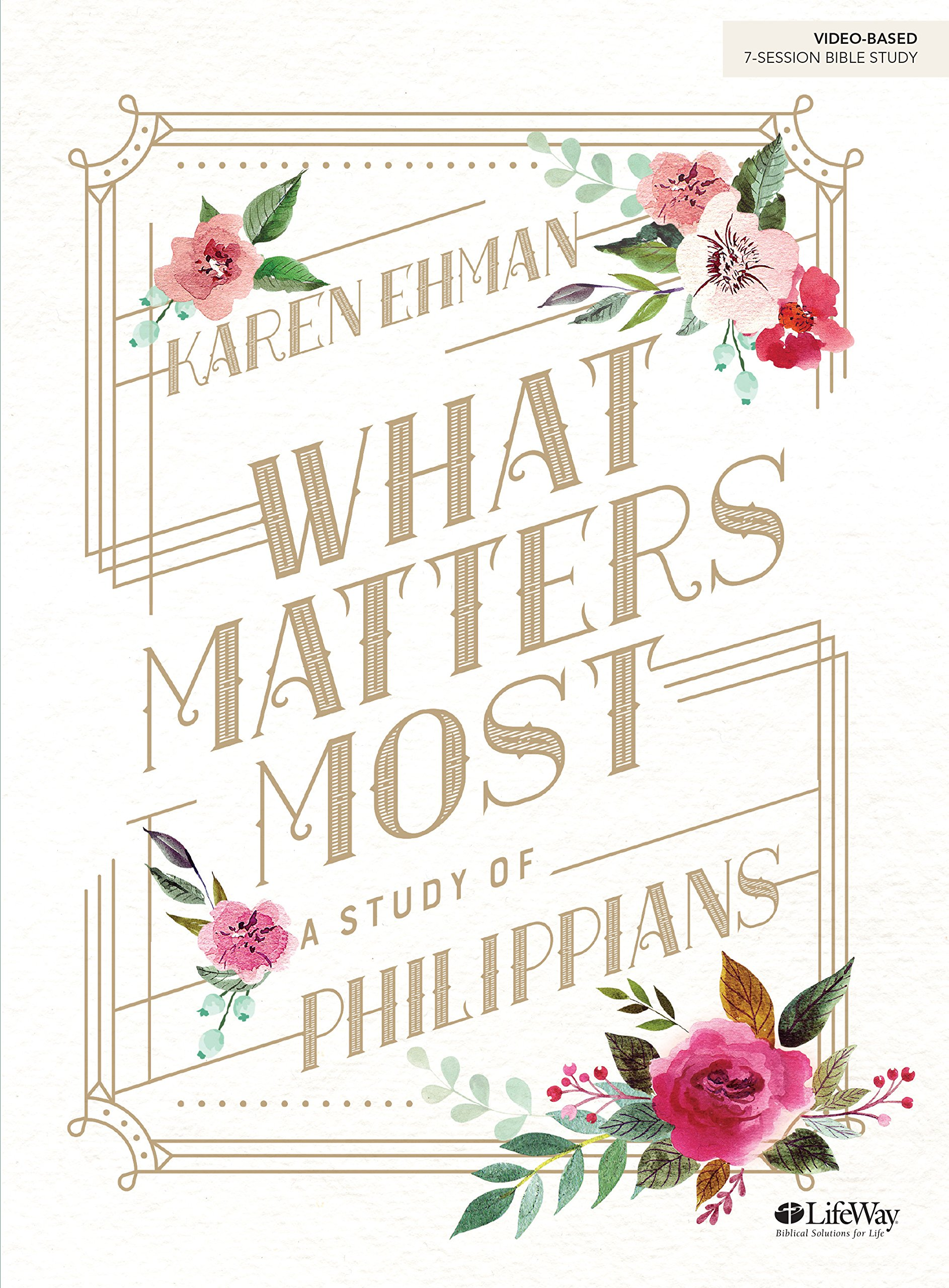 What Matters Most Bible Philippians product image