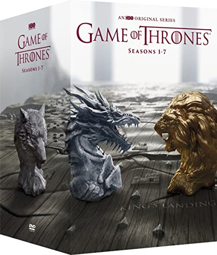 Amazon Com Game Of Thrones The Complete Seasons 1 7 Dvd Various Movies Tv
