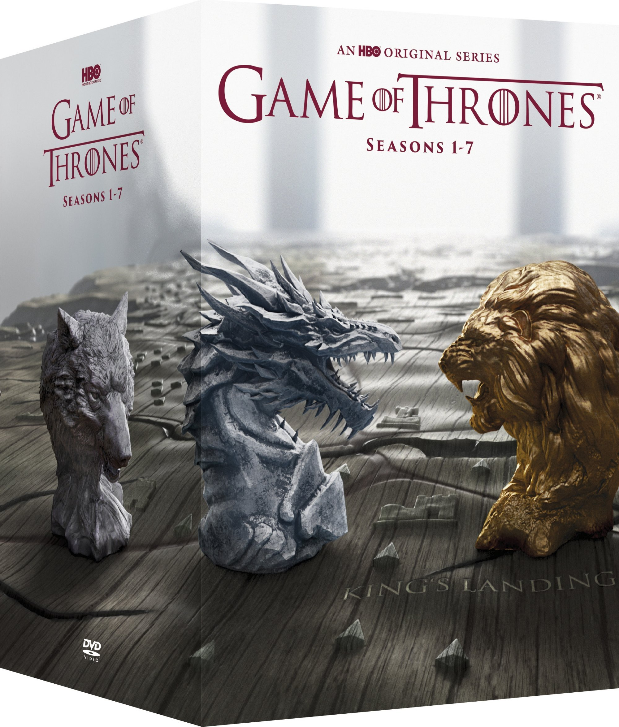 Game of Thrones: The Complete Seasons 1-7 (DVD) by HBO