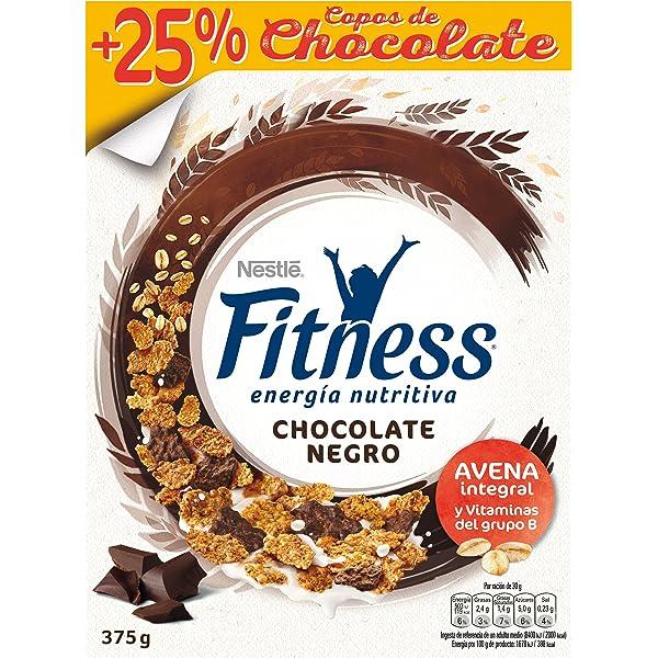 Cereales Nestlé Fitness granola Copos de avena integral y ...