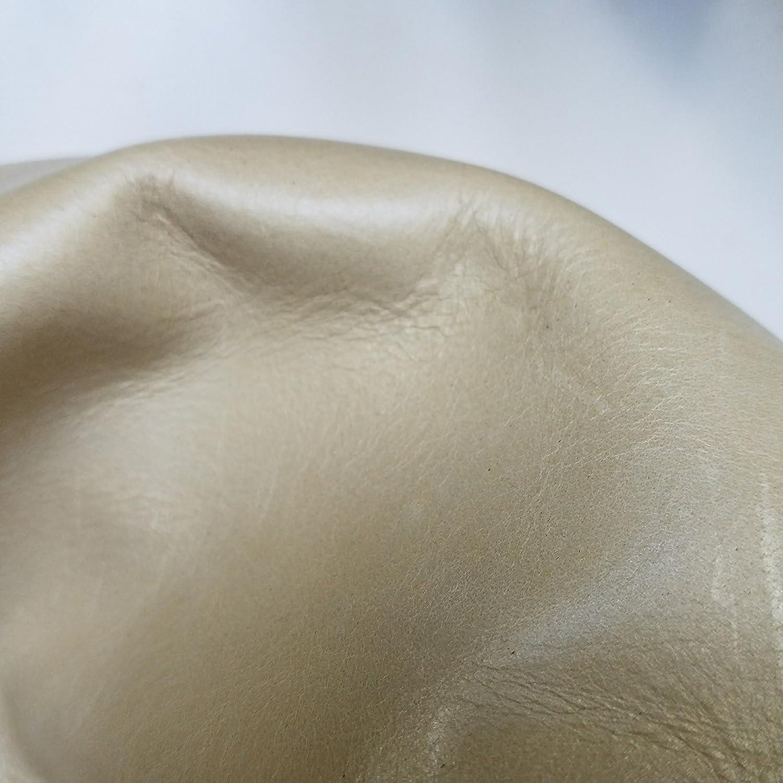 Nat Leathers Offwhiteボーンソフトセミ19- 23平方フィート2.5 – 3.0 (約30インチx 55インチinメインスキンの一部) Nappa Soft Upholsteryハンドバッグ牛革本牛革レザー非表示スキン 19-23 sq.ft. オフホワイト flakeevolu B06Y49WPLB  19-23 sq.ft.