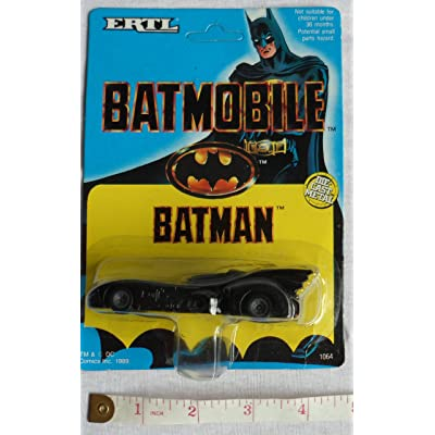 Batman ERTL Batmobile: Toys & Games