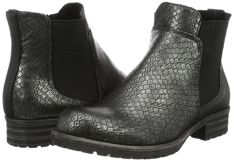 Color De Para Bullboxer Talla 34 chelsea Zapatillas Eu Aeqf6s514 Boots Gris Mujer Cuero nAq8gxq