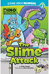 The Slime Attack (Dino Detectives) Kindle Edition