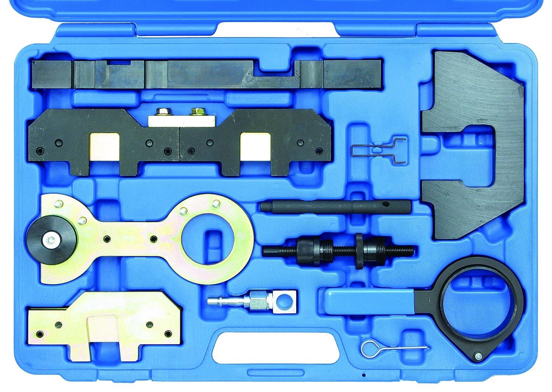 BGS 62615 Motor-Einstellwerkzeugsatz f/ür BMW Benzinmotoren 11-TLG