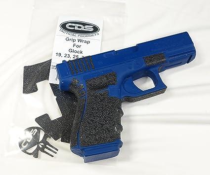 Premium Grip Wrap for Glock 19, 23, 32, 38 Gen 4 - Rubber Textured