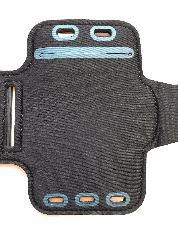 Laufarmband Fitness CoverKingz Armtasche f/ür Xiaomi Redmi Note 7 Sportarmband mit Schl/üsselfach Handy Armband Schwarz