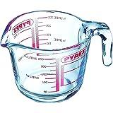 Arcuisine Messbecher Glas, 0,25 l / 250 ml