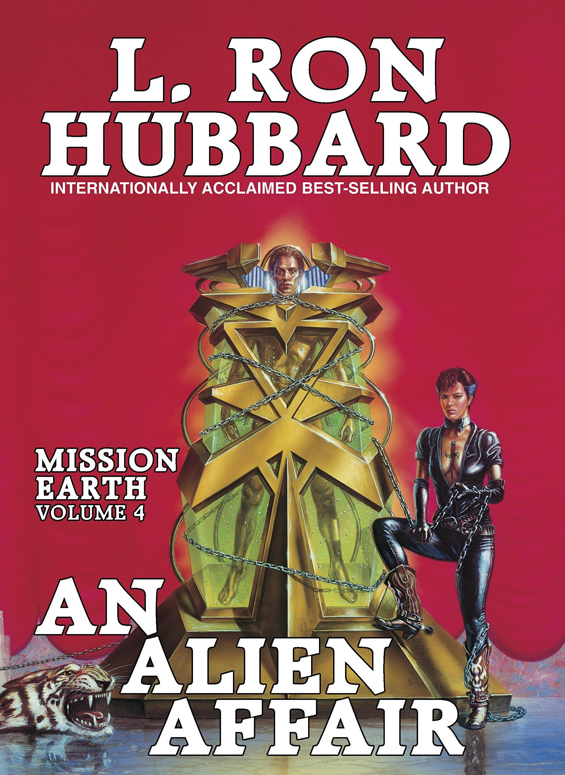 Mission Earth 4, An Alien Affair: Amazon.es: Hubbard, L Ron ...