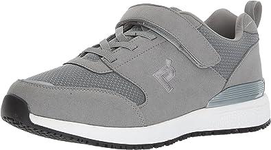 Stewart Work Shoe, Grey, 10.5 5E US: Shoes