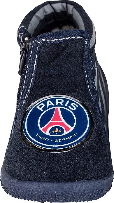 Collection Officielle Taille Enfant gar/çon PARIS SAINT GERMAIN Chaussons PSG