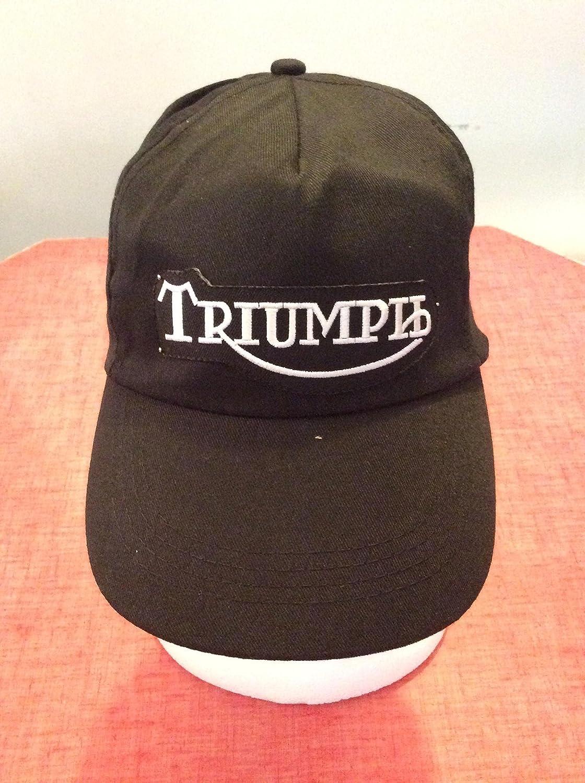 /Triumph N 1 Toppa/ BLUE HAWAI Cappello Toppa termoadesiva
