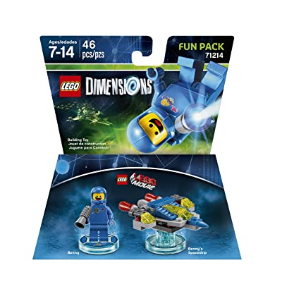 LEGO Movie Benny Fun Pack - LEGO Dimensions: V Ld Movie Fun Pk W/Benny: Video Games