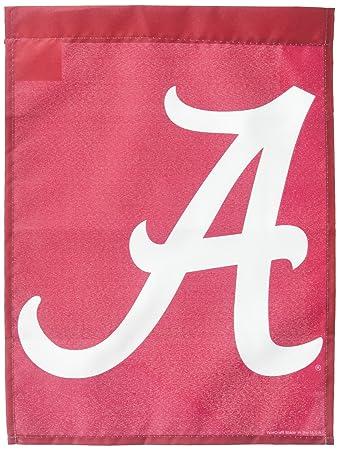 NCAA University Of Alabama WCR16148091 Garden Flag, 11u0026quot; ...