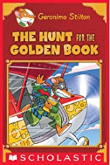 Geronimo Stilton Special Edition: The Hunt for the Golden Book Kindle Edition