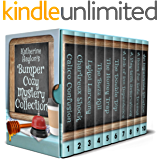 Katherine Hayton's Bumper Cozy Mystery Collection