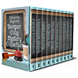 Katherine Hayton's Bumper Cozy Mystery Collection (English Edition)