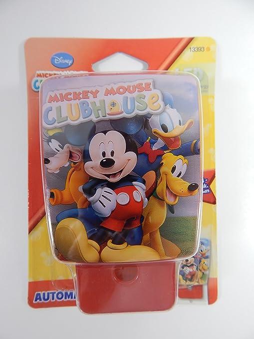 Amazon.com: Disney Mickey Mouse Clubhouse automático Luz ...