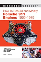 How to Rebuild and Modify Porsche 911 Engines 1965-1989 Paperback