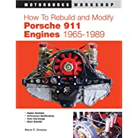 Image for How to Rebuild and Modify Porsche 911 Engines 1965-1989