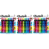 Sharpie Sharpie Accent Retractable Highlighter BuicXK, 3Pack (8-Count), Assorted Colors