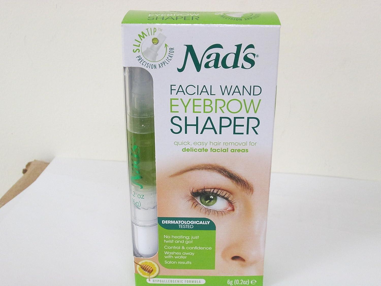 Amazon Nads Eyebrow Shaper 02 Oz Pack Of 4 Beauty
