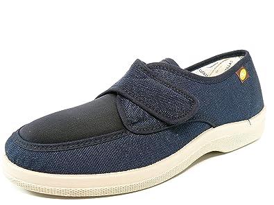 Herren Sneaker, blau - marineblau - Größe: 45 Doctor Cutillas
