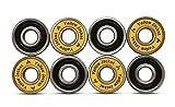 Yellow Jacket Premium Skateboard Bearings, Pro