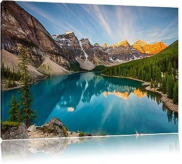 Tableau lac et montagne 3 91KGcOuvP4L. SX355