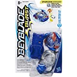 Hasbro Beyblade-B9487ES0 Burst Trottola con Lanciatore Valtryek V2, B9487ES0