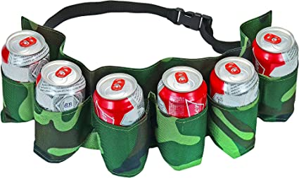 Amazon.com: Camuflaje Six Pack Holster: Sports & Outdoors