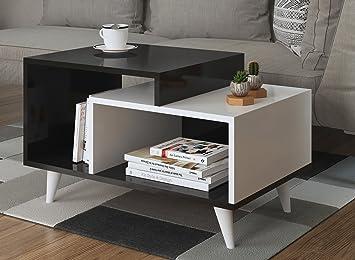 SAGE Tavolino basso da salotto - Tavolino da divano: Amazon.it ...