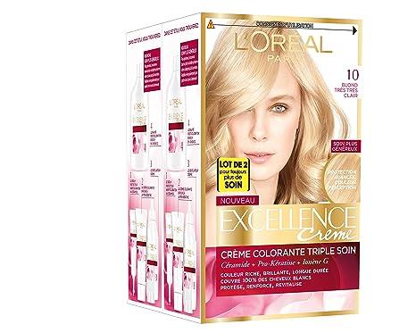 Couleur cheveux blond tres tres clair