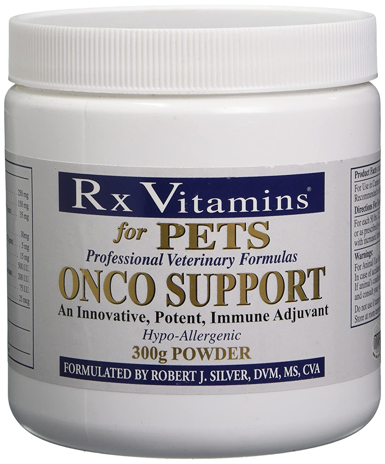 Rx Vitamins 300g Onco Support Powder for Pets